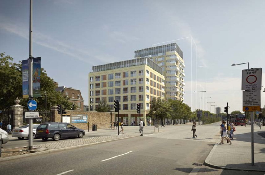 Woolwich crossrail phase 4