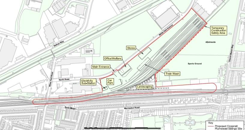 Crossrail Works In Se London Pick Up Fromthemurkydepths