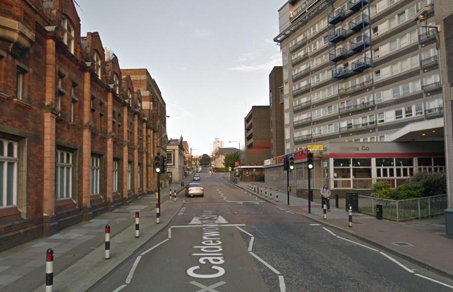 Calderwood street
