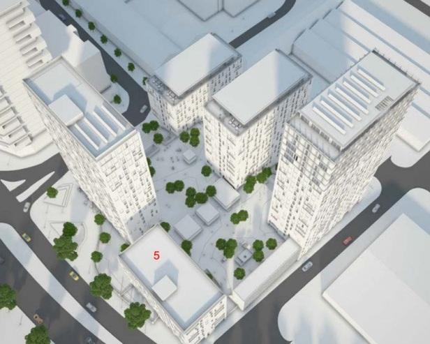 crossrail towers woolwich plans jan 2014 2