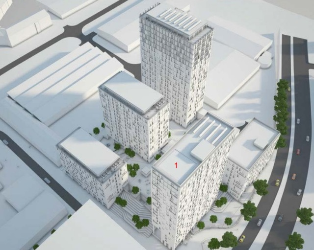 crossrail towers woolwich plans jan 2014
