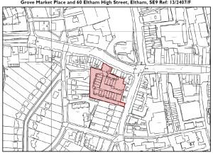 Grove Place plan
