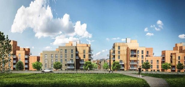 Erith Park development