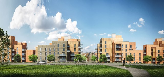 Erith Park development