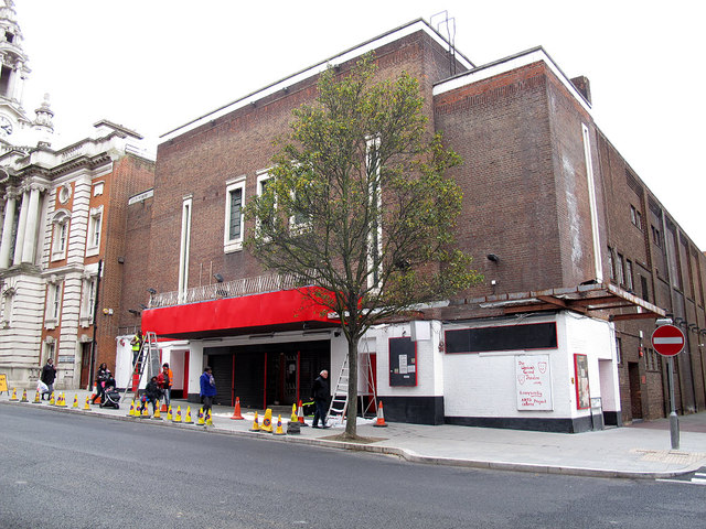 Greenwich Council approved for demolition
