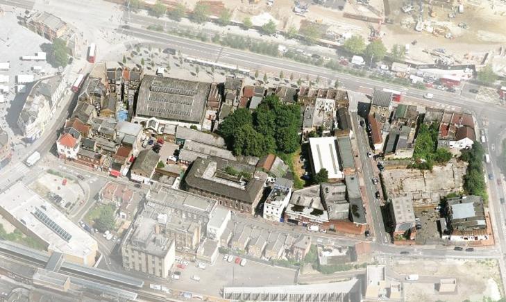 Spray Street Consultation Area