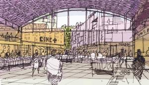 Woolwich new Indoor Market