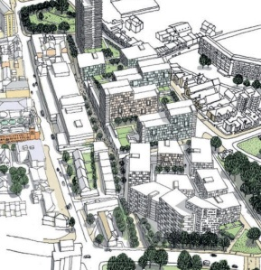 Woolwich Central 2007 plans