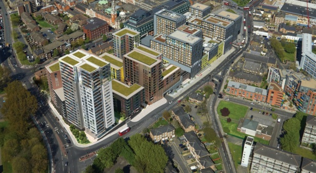 Woolwich central new phase 2