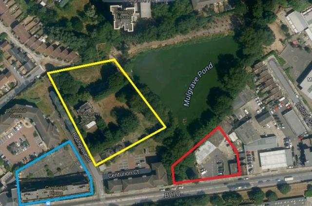 Woolwich devlopment sites