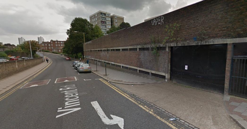 Woolwich garages