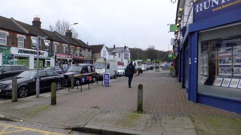 Abbey Wood village