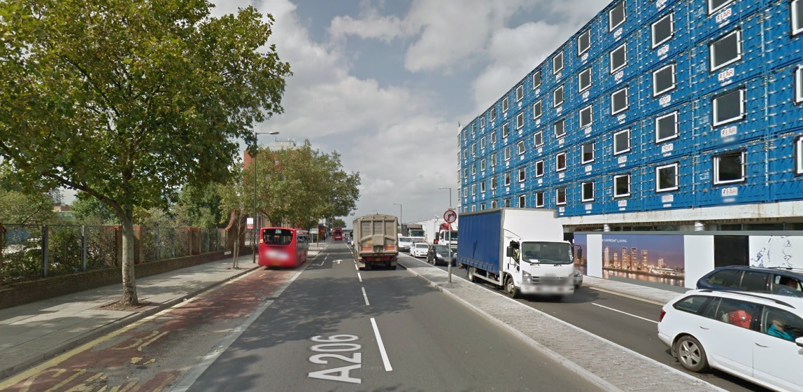 More woolwich residential plans for the pile for Central reservation hotel