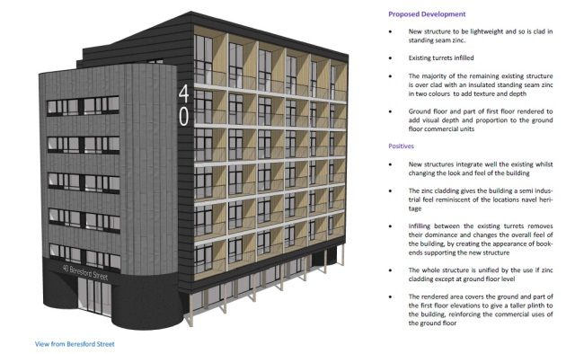 Sovereign House Woolwich proposals