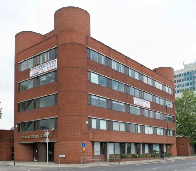 Sovereign House Woolwich