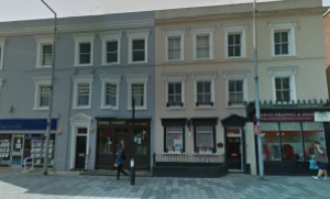 Thomas Street buildings