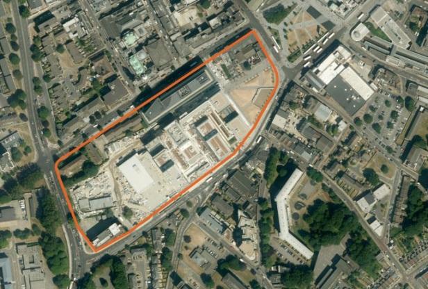 Thomas Street masterplan