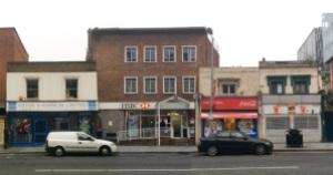 wellington street shop parade