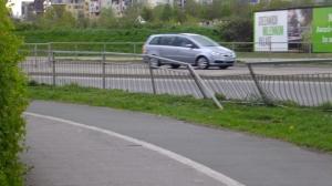 Very poor for pedestrians