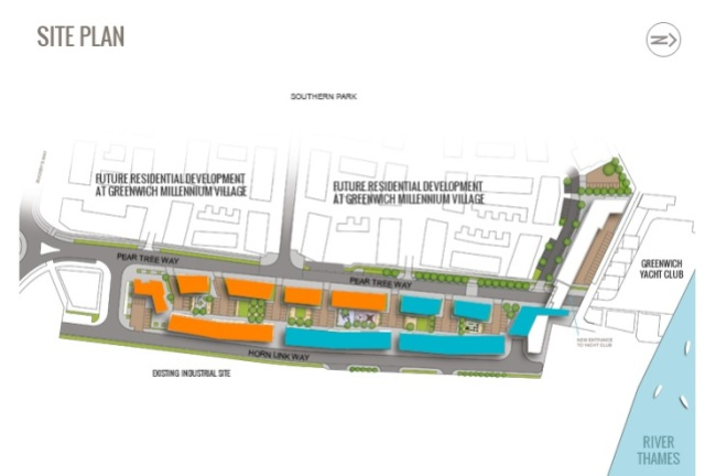 GMV site plan