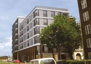 Greenwich new flats riverside 4