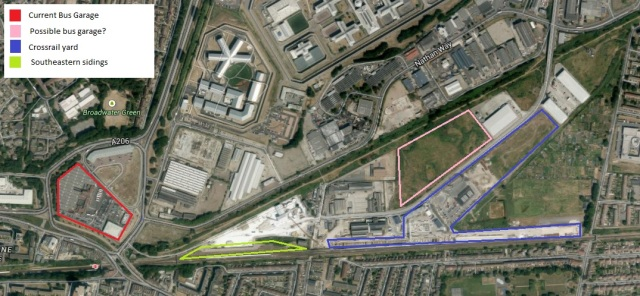 PLumstead transport sites overview