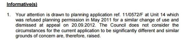 lyndean - 2011 rejection from april 2013 doc
