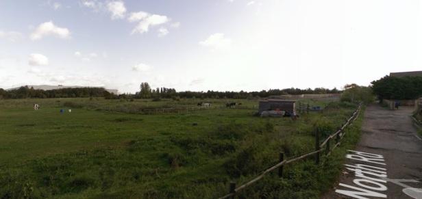 Belvedere Park pre-development