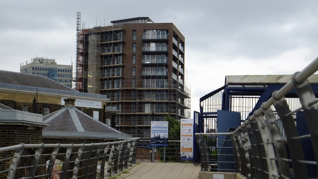 Woolwich Berkeley development