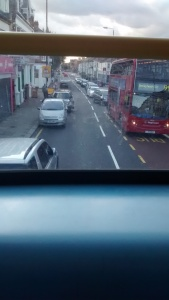 Bus hold ups
