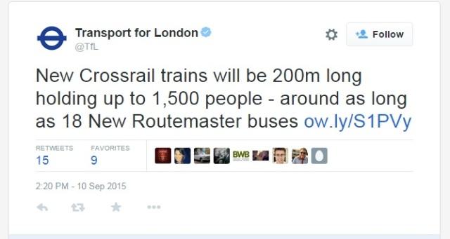 crossrail train lengths