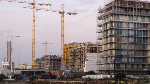 Greenwich developments