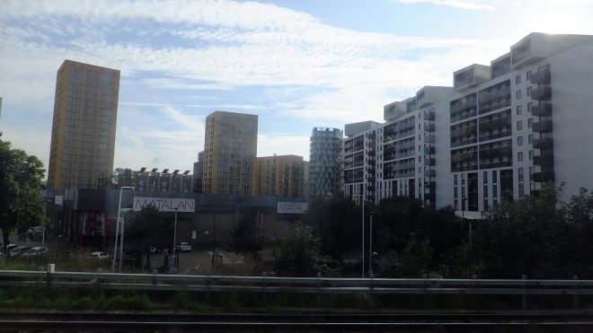 Lewisham developments