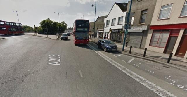 plumstead road parking