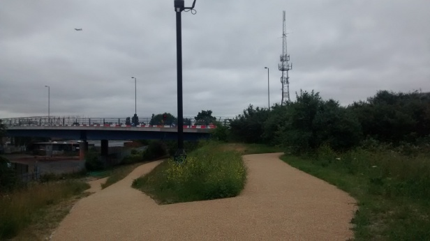 Improved surfaces on ridgeway