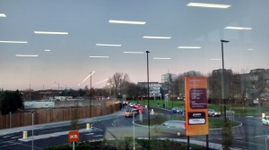 Harrow manorway sainsburys cafe