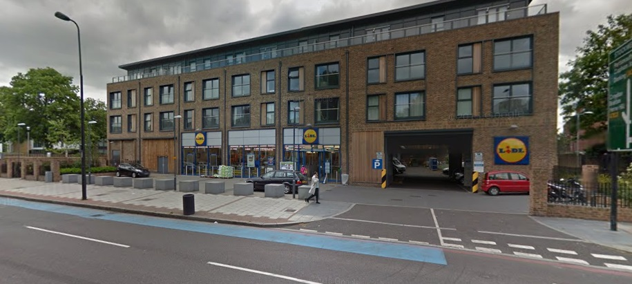 lidl stockwell