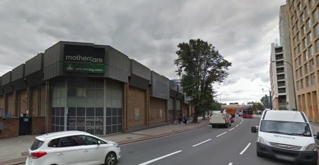 retail park lewisham