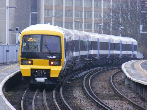 southeastern-train