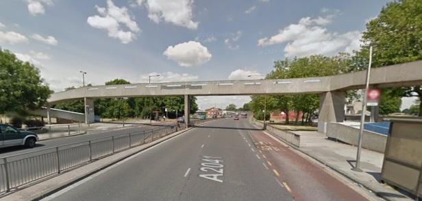 harrow bridge