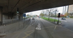 quietway blackwall