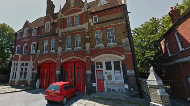 woolwich fire station
