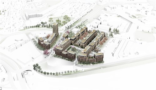 930 homes planned close to Plumstead station
