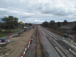 Crossrail corridor June 2016