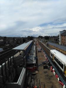 crossrail station june 2016