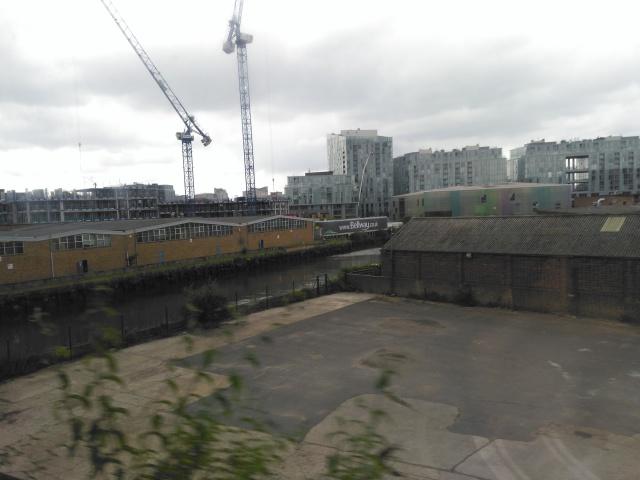 kent wharf construction