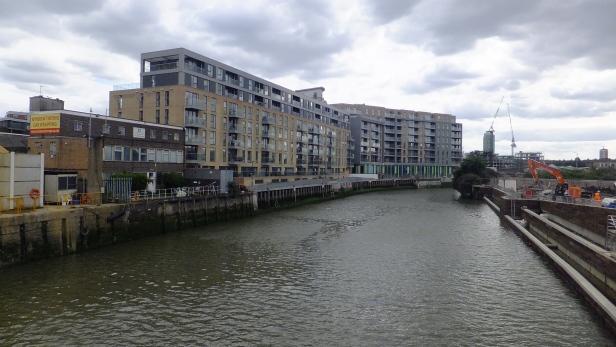 Charters Wharf