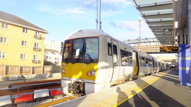 southeasten-train