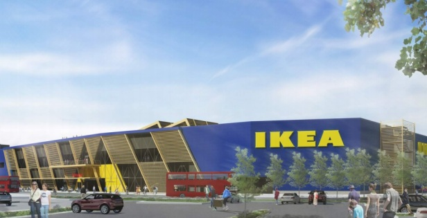 ikea submit detailed planning for their greenwich store. Black Bedroom Furniture Sets. Home Design Ideas